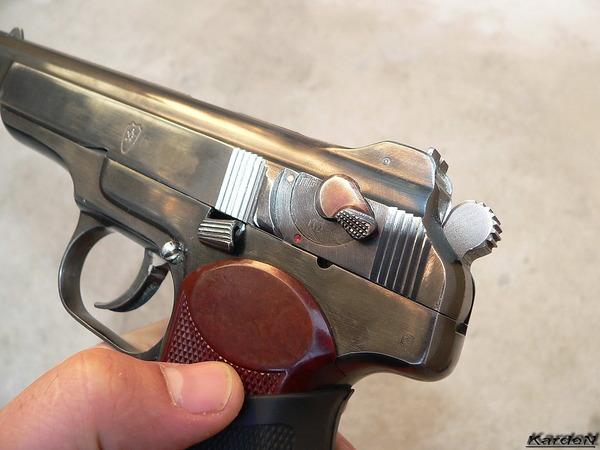 автоматический пистолет Стечкина - АПС фото 46