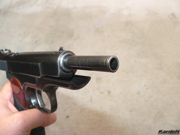 автоматический пистолет Стечкина - АПС фото 52
