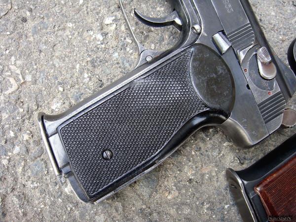 автоматический пистолет Стечкина - АПС фото 58