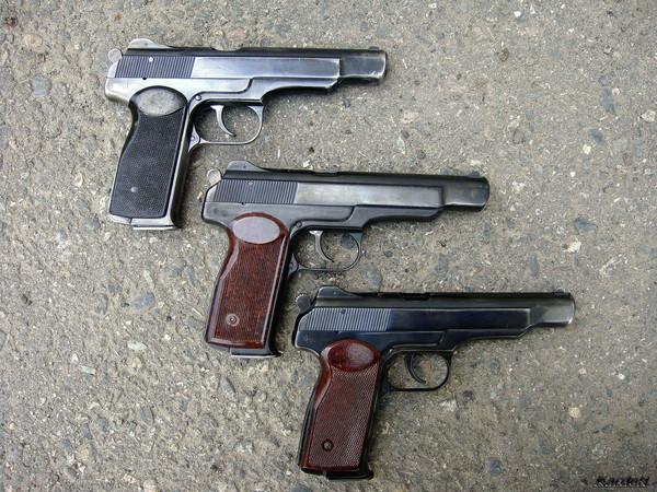 автоматический пистолет Стечкина - АПС фото 61