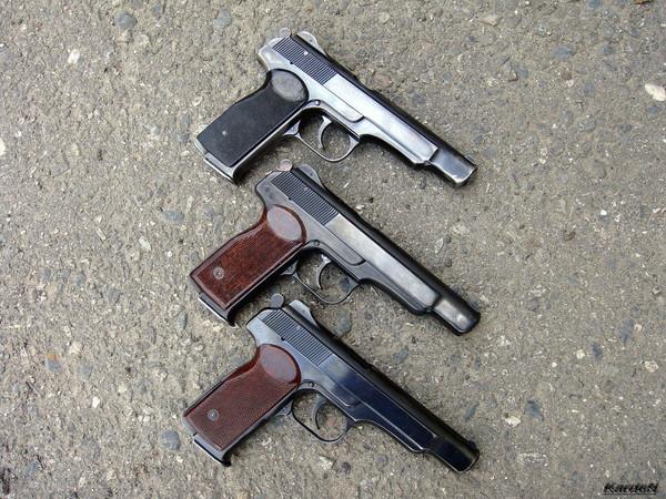 автоматический пистолет Стечкина - АПС фото 62