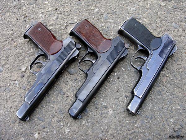 автоматический пистолет Стечкина - АПС фото 63