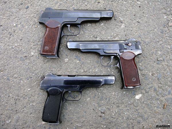 автоматический пистолет Стечкина - АПС фото 65