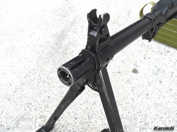 Пулемет Калашникова пехотный «Печенег» фото 3