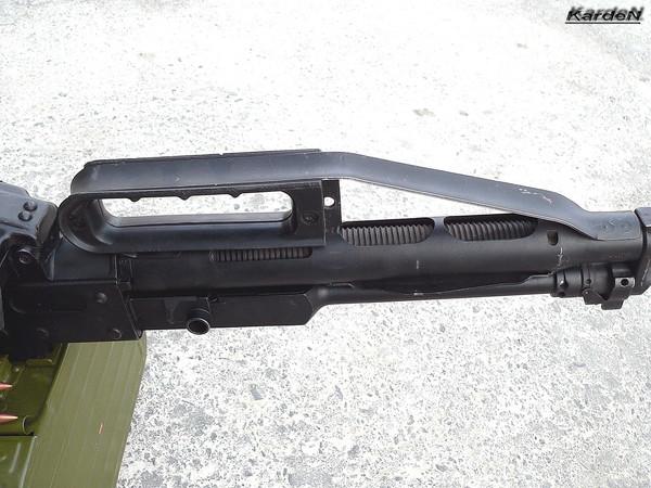 Пулемет Калашникова пехотный «Печенег» фото 6