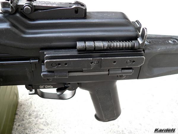 Пулемет Калашникова пехотный «Печенег» фото 13