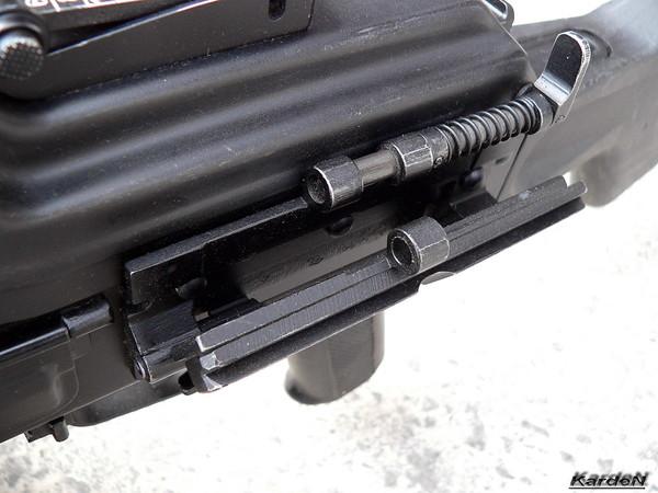 Пулемет Калашникова пехотный «Печенег» фото 14