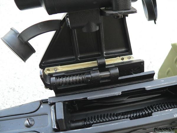 Пулемет Калашникова пехотный «Печенег» фото 29