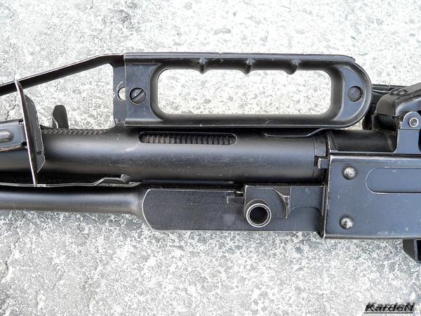 Пулемет Калашникова пехотный «Печенег» фото 35