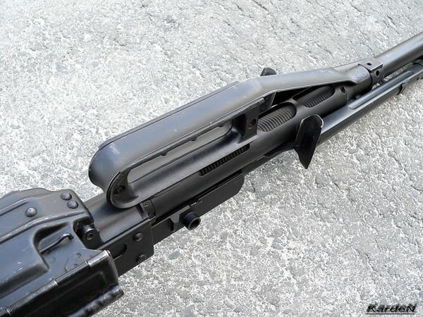 Пулемет Калашникова пехотный «Печенег» фото 38