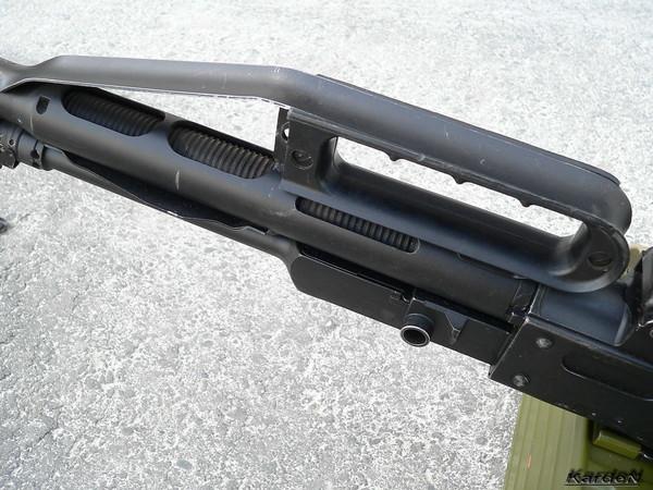 Пулемет Калашникова пехотный «Печенег» фото 41