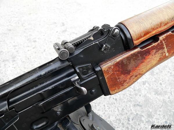 Ручной пулемет Калашникова - РПК фото 7