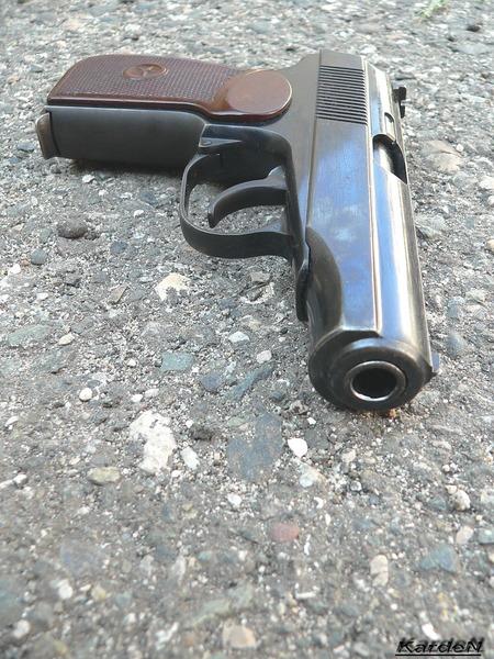 пистолет Макарова - ПМ фото 8