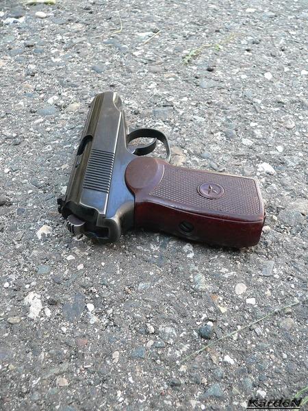 пистолет Макарова - ПМ фото 9