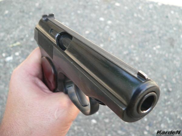 пистолет Макарова - ПМ фото 12