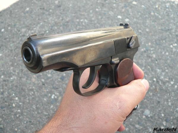 пистолет Макарова - ПМ фото 13
