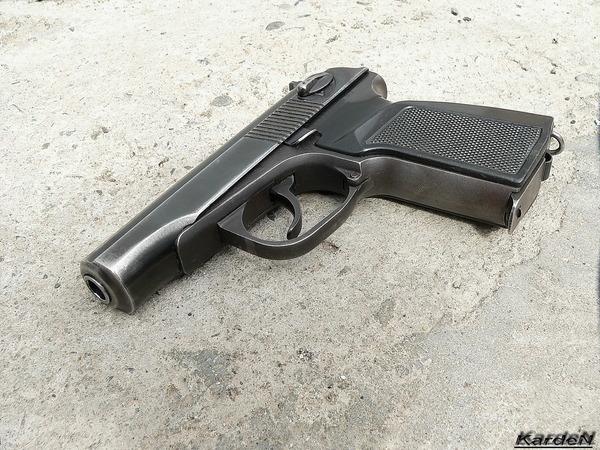 пистолет Макарова - ПМ фото 16