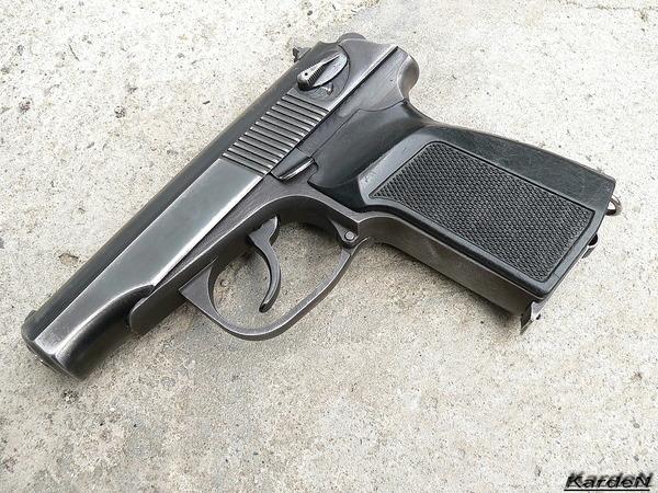 пистолет Макарова - ПМ фото 17