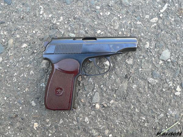 пистолет Макарова - ПМ фото 1