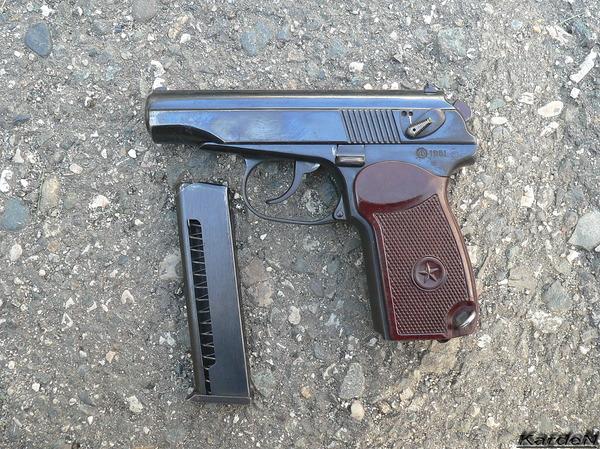 пистолет Макарова - ПМ фото 3
