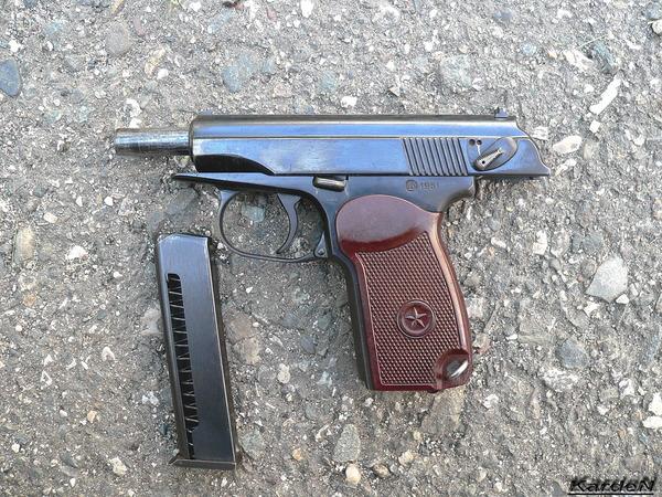 пистолет Макарова - ПМ фото 4