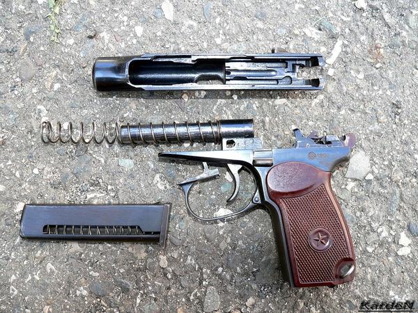 пистолет Макарова - ПМ фото 5