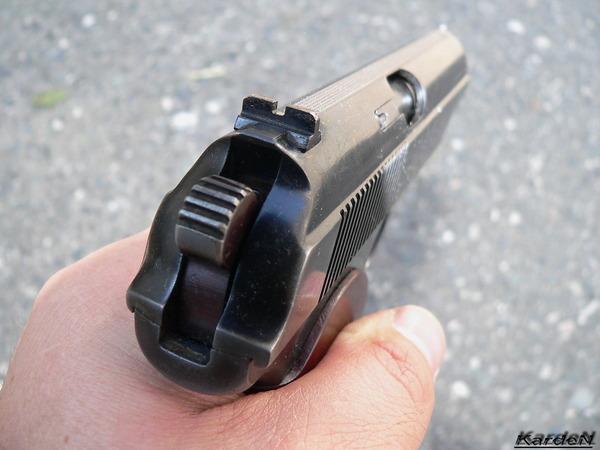пистолет Макарова - ПМ фото 6