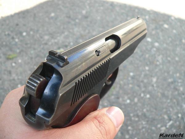 пистолет Макарова - ПМ фото 7