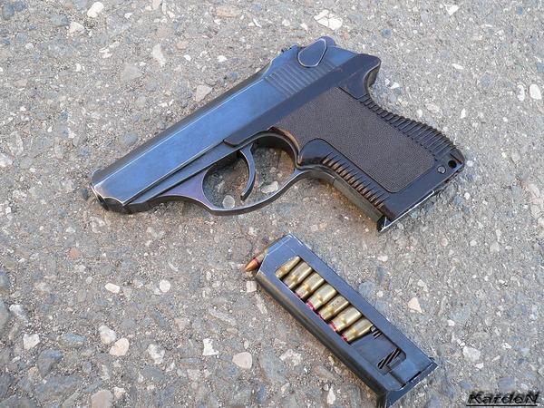 пистолет ПСМ фото 1