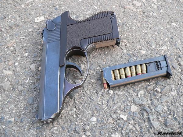 пистолет ПСМ фото 2