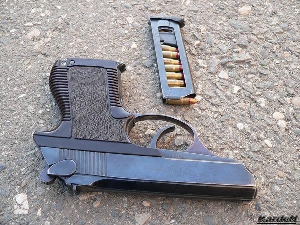 пистолет ПСМ фото 3