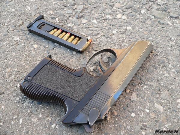 пистолет ПСМ фото 4
