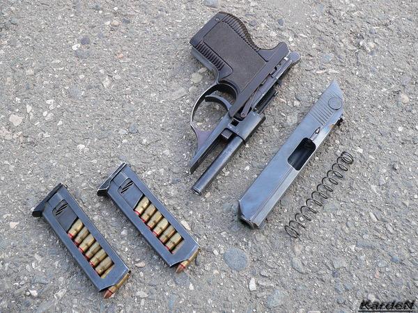 пистолет ПСМ фото 5