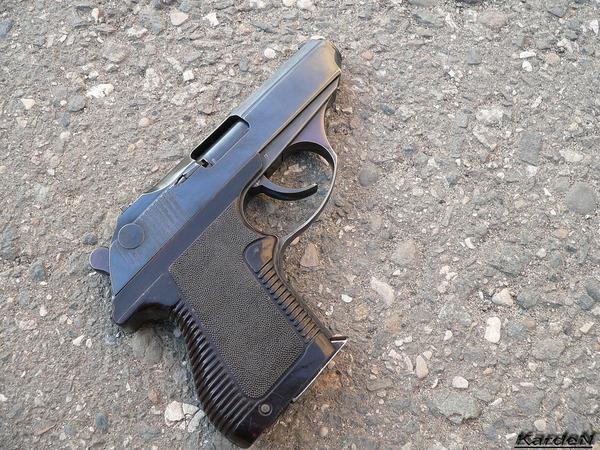 пистолет ПСМ фото 6