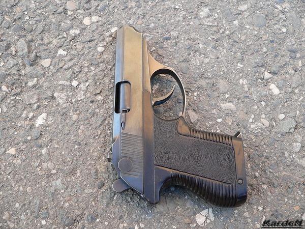 пистолет ПСМ фото 7