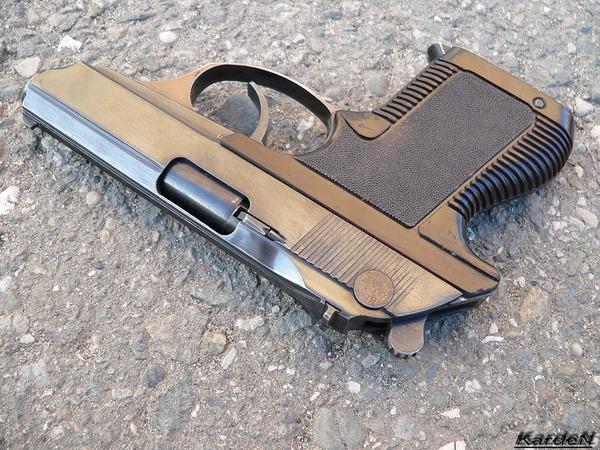 пистолет ПСМ фото 8