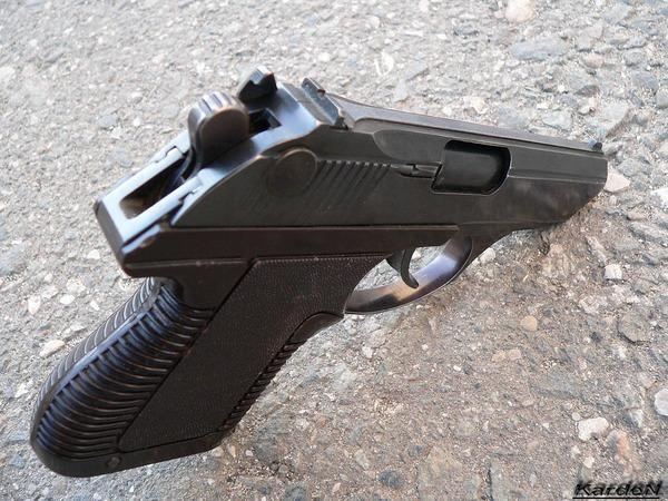 пистолет самозарядный малогабаритный - ПСМ фото 10