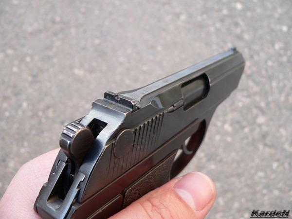 пистолет самозарядный малогабаритный - ПСМ фото 11