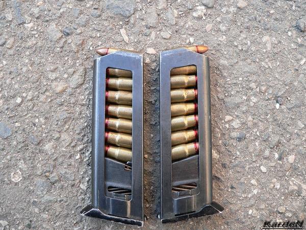 пистолет самозарядный малогабаритный - ПСМ фото 15
