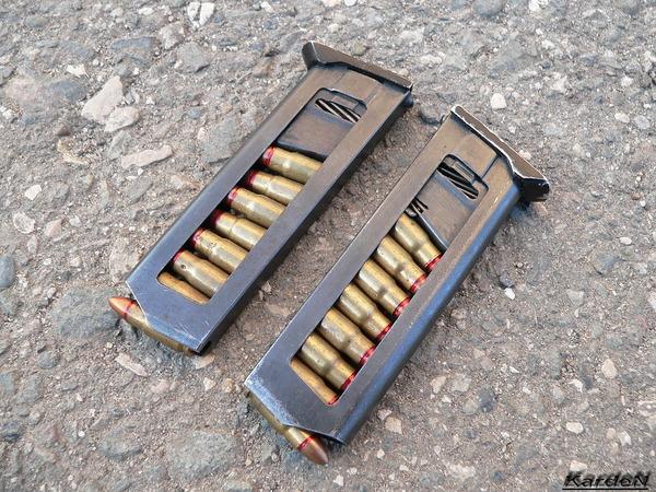 пистолет самозарядный малогабаритный - ПСМ фото 16