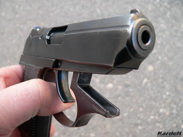 пистолет самозарядный малогабаритный - ПСМ фото 17