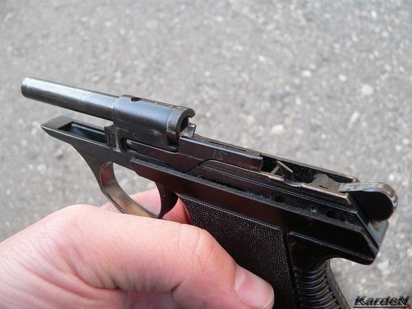 пистолет самозарядный малогабаритный - ПСМ фото 19