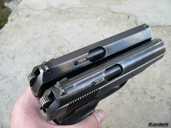 пистолет Макарова модернизированный - ПММ фото 16