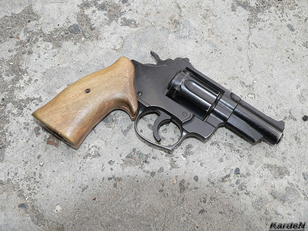 револьвера РСА (ТКБ-0216) фото 1