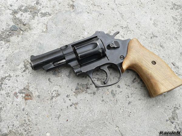 револьвера РСА (ТКБ-0216) фото 2
