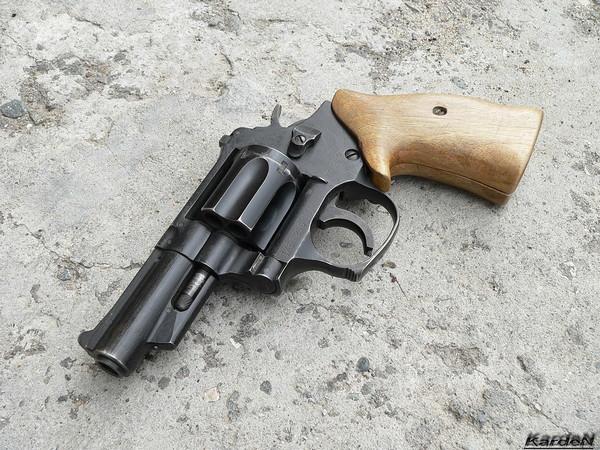 револьвера РСА (ТКБ-0216) фото 3