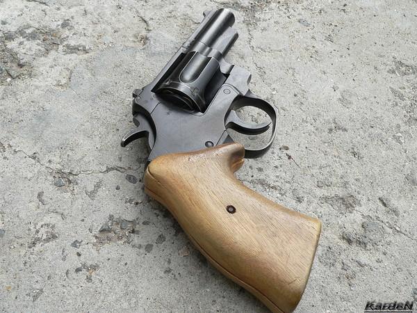 револьвера РСА (ТКБ-0216) фото 4