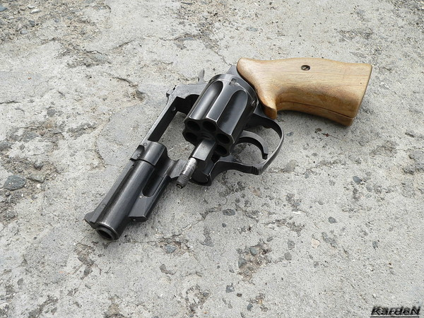 револьвера РСА (ТКБ-0216) фото 5