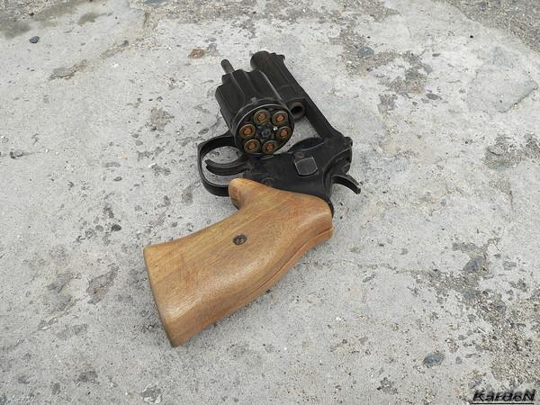 револьвера РСА (ТКБ-0216) фото 6