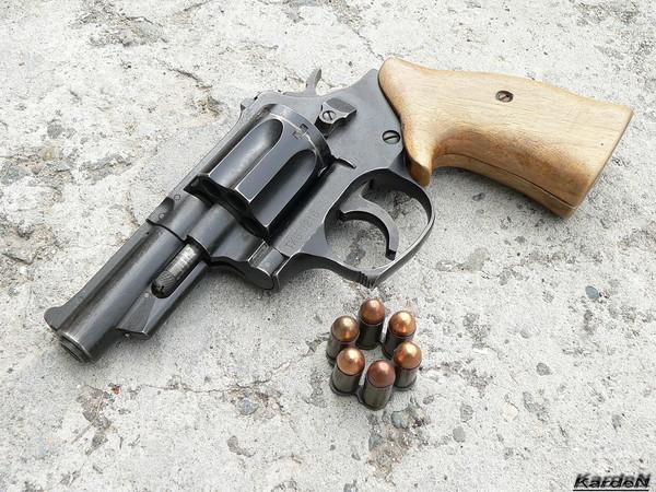 револьвера РСА (ТКБ-0216) фото 8
